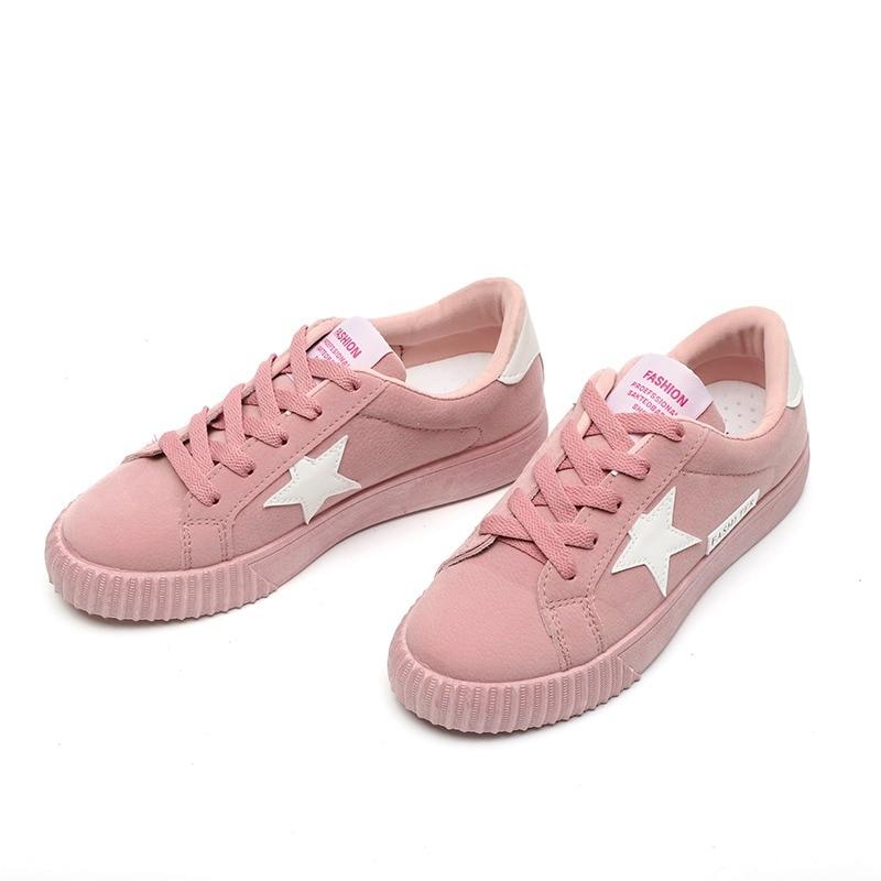 f13ce0db MCCKLE wiosna kobiet Sneakers Plus Size płaskie buty na platformie buty  wulkanizowane Lace Up kobiet dorywczo