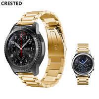 Biegów S3 granicy na pasek do zegarka Samsung Galaxy 46mm huawei Watch gt pasek pasek do zegarka 22mm amazfit bip pasek Galaxy watch aktywny