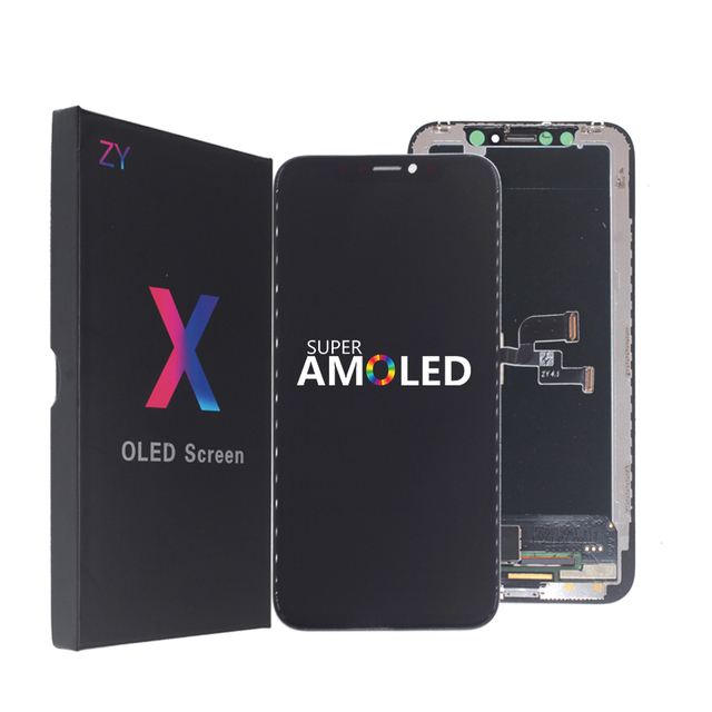 Cotoson Screen For iPhone X XS Max XR LCD Display AMOLED For XS MAX Touch