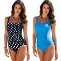 Womens One Piece Push Up Padded Bikini Bathing Suit Summer Beach Hot Sexy Sleeveless Short Bodysuit