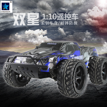 1:10 Power High Speed 4WD 2.4G Off Road Monster RC Car Remote Control Vehicles Boys Best Gift