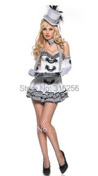 sexy Zigarette Mädchen Kostüm