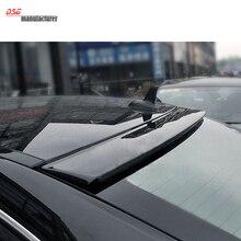 Mercedes 2007-2013 запасная часть углеродного волокна AMG стиль задний крыши спойлер для benz C class w204 C180 C200 C220 C230 C250