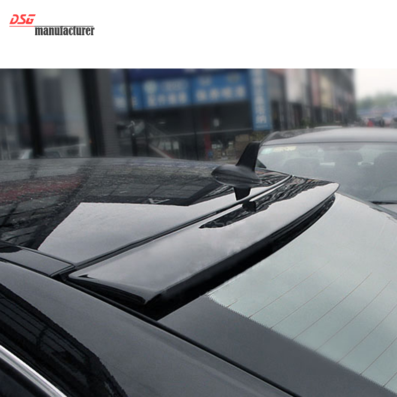 Mercedes w204 carbon fiber AC style rear roof spoiler for benz C class C180 C200 C220 C230 C250 2007 - 2014 w204 c180 c200 c260 c300 carbon fiber car rear trunk lip spoiler wing for mercedes benz w204 c63 4 door 2008 2013 amg style