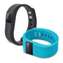 Бесплатная доставка TW64 Bluetooth smartwatches SmartBand браслет шагомер Хит для iOS и Android