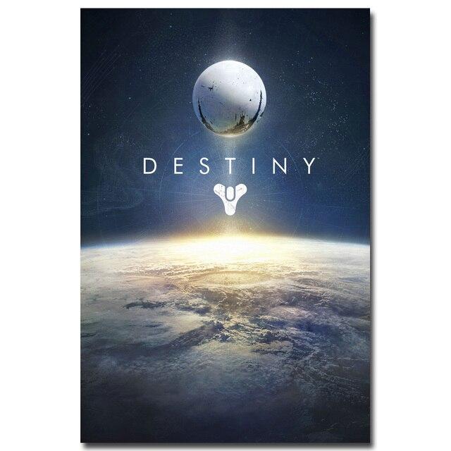 Шелковый Плакат Гобелен Destiny Судьба