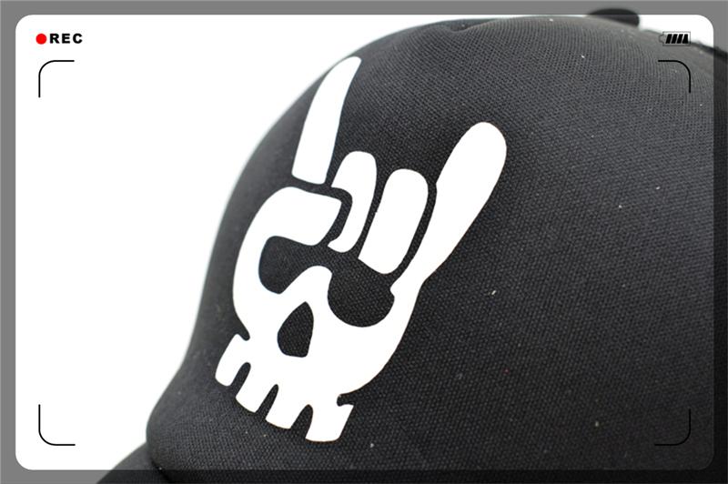 black trucker hat DSC_1610