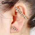 Crystal accessories pendientes mujer moda jewelry women stud earrings metal geometric feminino earring brincos boulce oreille