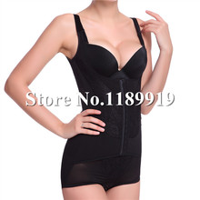 Full Body Shaper Slimming Girdle Tummy Trimmer Pants Waist Cincher Firm Control