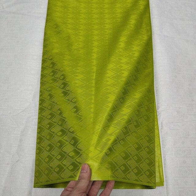 Morbido bazin brode getzner batik tessuto atiku tessuto per gli uomini bazin riche del voile suisse dubai 100% cotone di alta qualità 5 yard/set