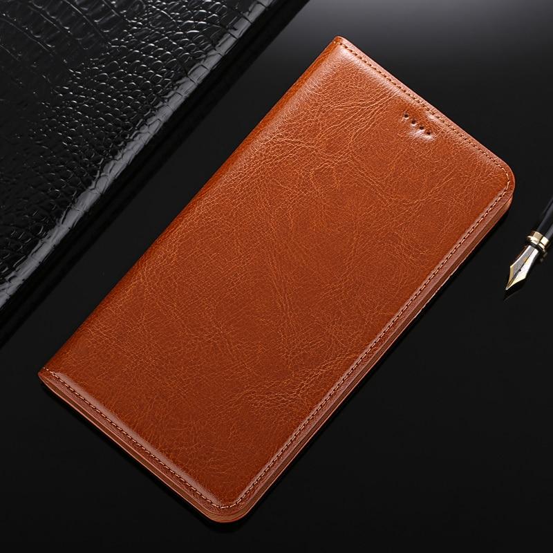 bilder für Crazy horse echtes leder case für lenovo vibe s1 s1a40 s1c50 luxus vintage magnet ständer flip abdeckungs-fälle