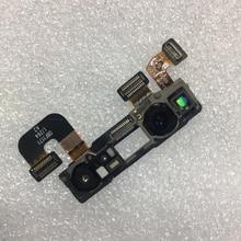 オリジナルフロントカメラ + IR カメラフレックスケーブルメイト 20 プロ LYA L09 LYA L29 L0C フレックスケーブルモジュールの交換部分