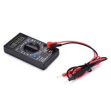 Professional LCD Digital Multimeter Tester Meter AC/DC 750/1000V Voltmeter Ammeter Ohm DT830B Electrical Multi Tester