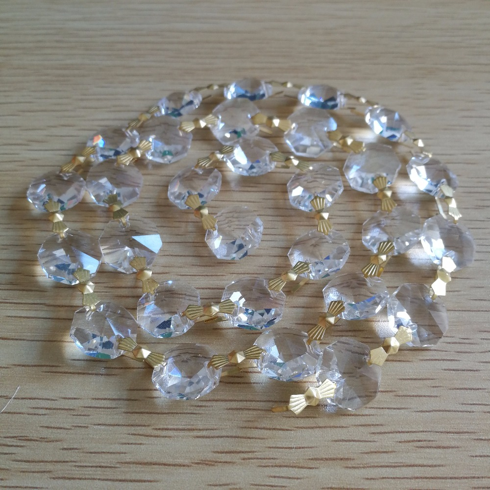 Buy chandelier crystal strands and get free shipping on aliexpress arubaitofo Images