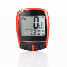 Bicycle Cycling Speedometer Waterproof Digital Bike Computer Speedometer Wired Stopwatch Odometer Computer