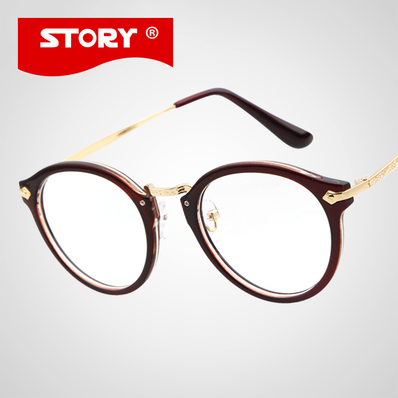Designer Eyeglass Frames For Big Heads : Aliexpress.com : Buy Vintage Glasses Women Brand Designer ...