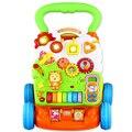 Детские игрушки, чтобы помочь детям шаг автомобиля многофункциональный ходунки