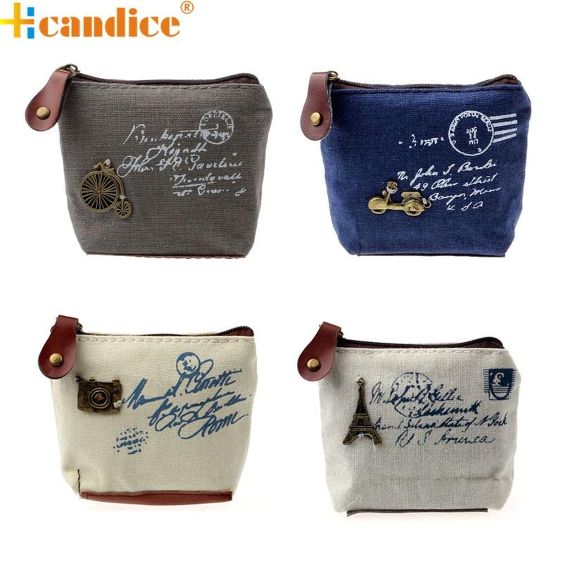 Best Gift Hcandice New Fashion New Women Lady Girl Retro Coin Bag Purse Wallet Card Case Handbag Gift drop ship bea668
