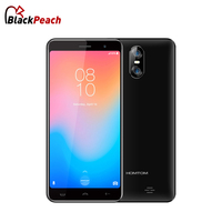 HOMTOM C13 1G RAM 8GB ROM 5.0 Inch 18:9 Mobile Phone MT6580M Android GO Cell Phone 8.0MP 3G WCDMA Triple Slots Smartphone