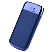 Hot 20000mAh Power Bank for iPhone Dual USB Output Mobile Phone Portable Charger External Battery for Xiaomi Samsung Powerbank