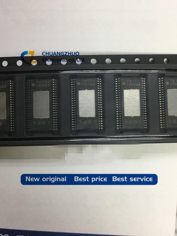 New Original  TPA3251D2DDVR TPA3251  AMP CLSS D STER 220W 44HTSSOP