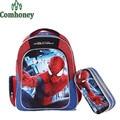 Superhéroe Spiderman Mochila para Niños Mochila Escolar Niños Mochilas Escolares Los Niños Mochila Niños Niñas Bolsas para La Escuela