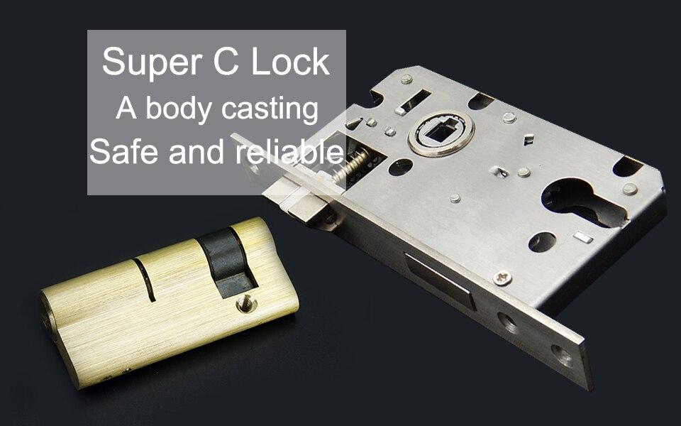 Face Door Lock