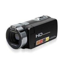 Cewaal 2.7 Inch 24MP Full 1080P HDV-312P Digital Video Camera 16x Zoom Camcorders DV Rotating UK US Plug