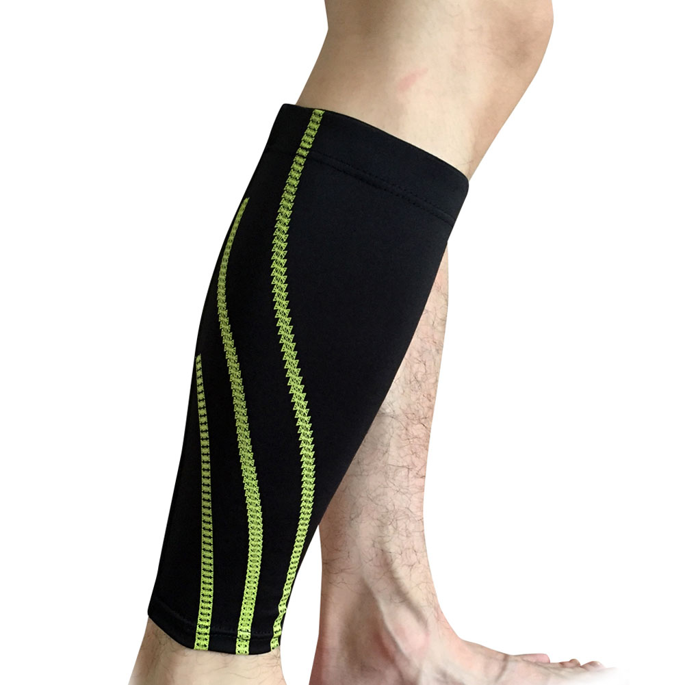 1PCS Basketball Leg Knee Support Antislip Cycling Long Sleeve Protector Sport Gear Arm Warmers Protector Pads For Outdoor Sport