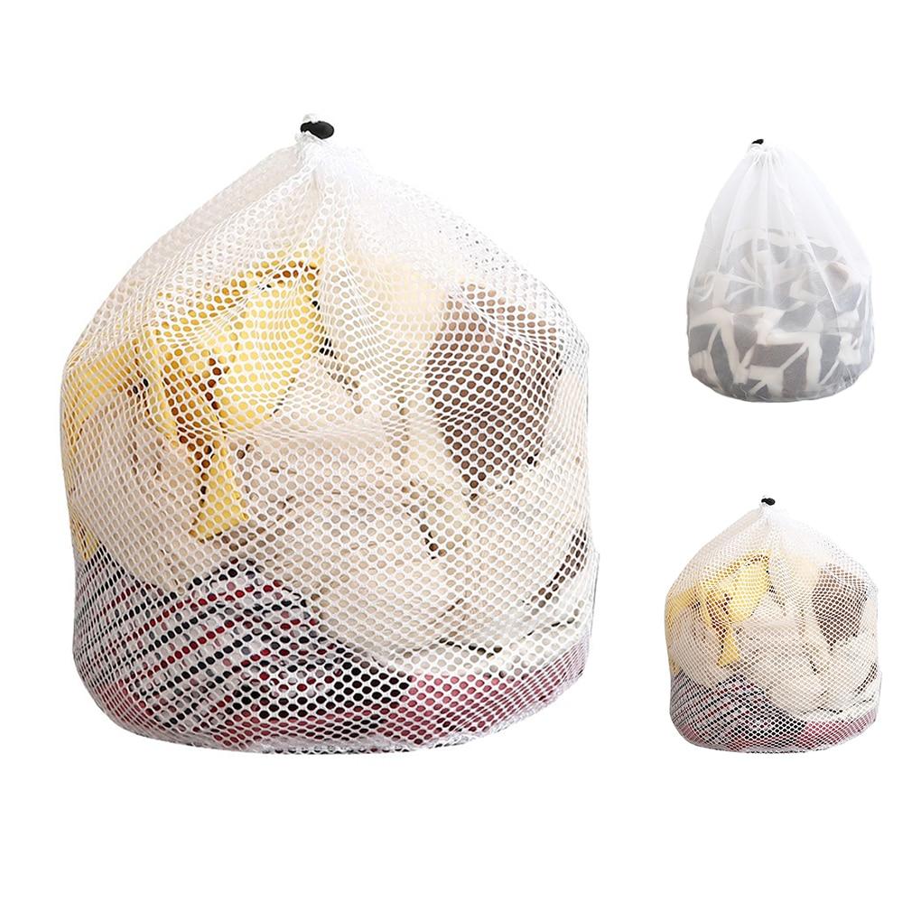 Mesh Laundry Bags Delicates Travel Storage Organize Bag Blouse Bra Stocking Underwear Clothing Washing Pouch