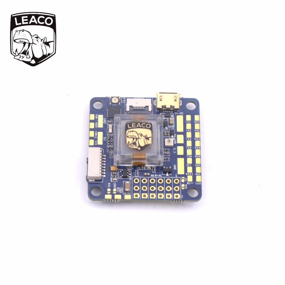 LEACO OMNINXT F7 Airbot top of the range flight controller based on the Omnibus F7 v2 for quadcopter ftw f7