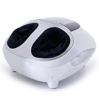 Электрический массажер для ног здравоохранения Массаж устройства инфракрасного отопления терапии Шиацу Разминание акупунктурных точек в