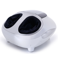 Electric Foot Massager Health Care Massage Device Infrared Heating Therapy Shiatsu Kneading Acupoints Air Pressure Machine