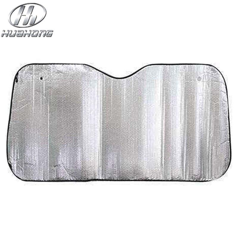 Car foldable reflective shades Auto Windshield Sunshade Sun Shade Windshield Visor Dashboard Cover Block Heat Reflective