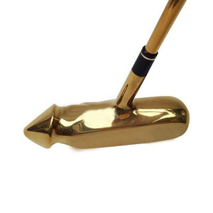 Image 5 - กอล์ฟคลับพัตเตอร์ผู้ชาย putter SHAFT balck GOLD ที่มีสีสันเลือกจัดส่งฟรี
