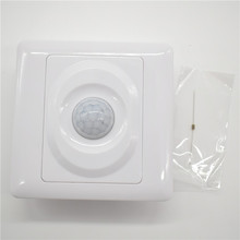 Home LED light PIR Infrared Motion Sensor Switch Human Body Induction Save