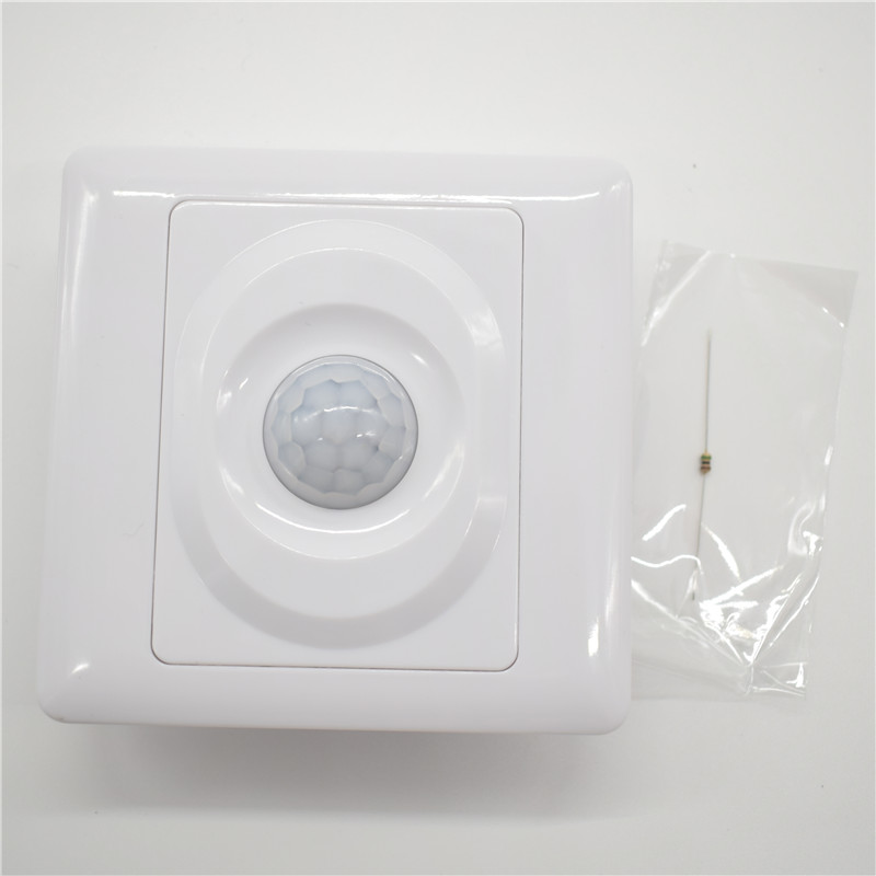 Home LED light PIR Infrared Motion Sensor Switch Human Body Induction Save Energy Motion Automatic Module Light Sensing Switch human sensor module body sensor module led strip automatic mini pir infrared motion sensor detector switch dc5 24v