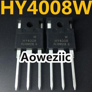 Aoweziic 10 шт./лот оригинальный MOSFET HY4008W HY4008 4008 80V 200A TO-3P инвертор ультра чип 100% новый