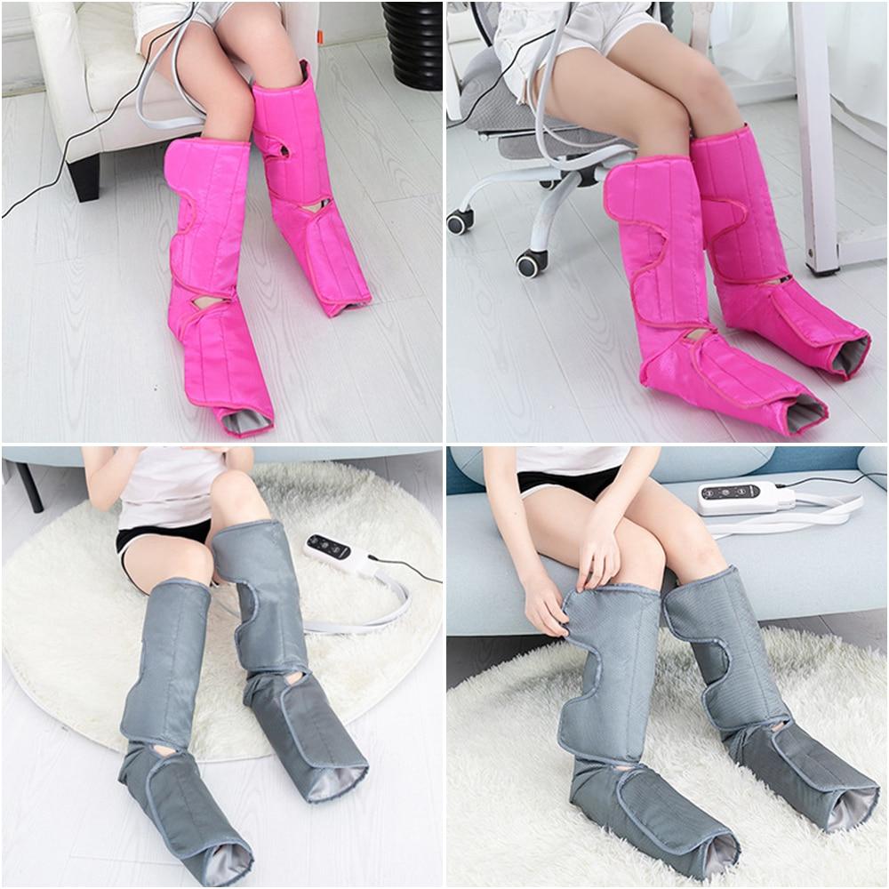 Hinchados pies de compresión envoltura para