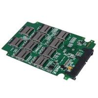 Reliable New 10 x Micro SD TF Memory Card to SATA SSD Adapter + RAID Quad 2.5 SATA Converter