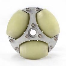 4 дюйм(ов) мм/100 мм Тип подшипника всенаправленное колесо(колесо