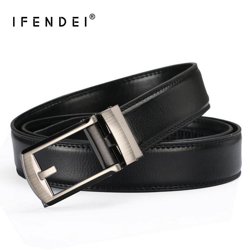 IFENDEI Suit Belt For Mens