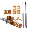 Coilover-Amortiguador ressort de choc | Pour VW UP Seat Mii Skoda Citigo 2011-2012 tous moteurs  Coilover amortisseurs  amortisseur de chocs