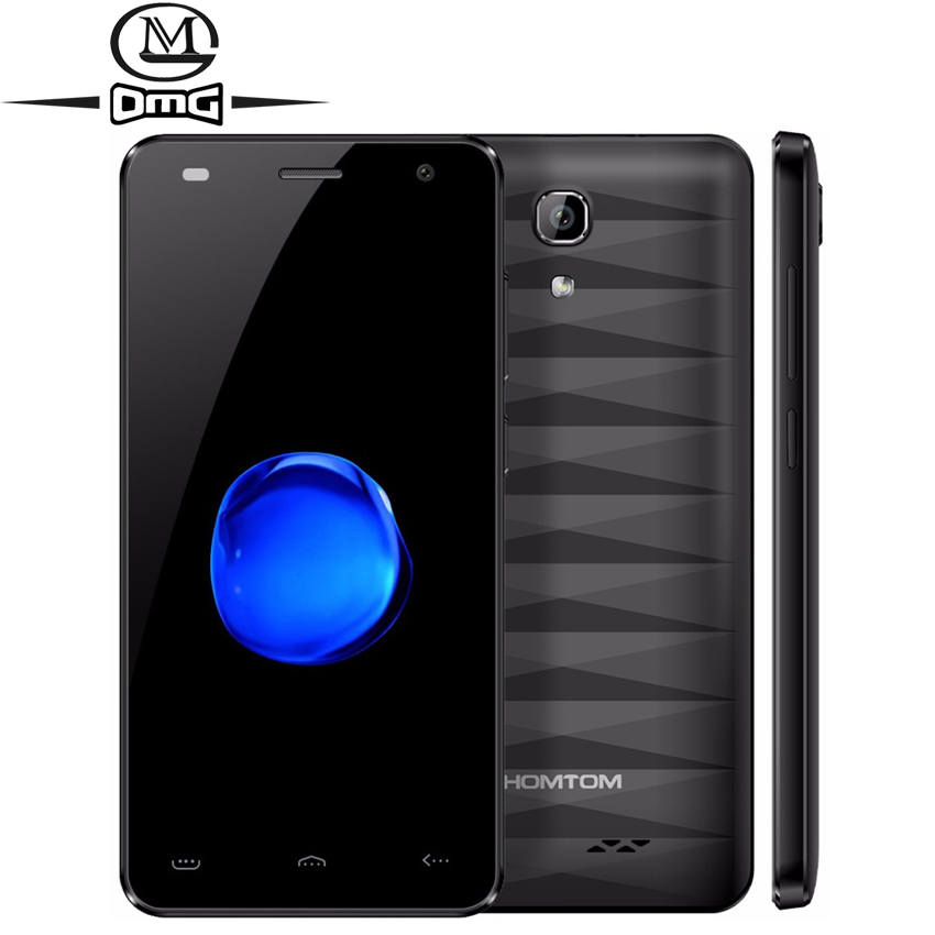 Homtom HT26 MTK6737 Quad Core Cell Phone 4 5 Inch Android 7 0 Smartphone 1GB RAM