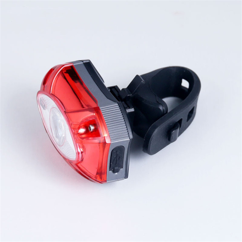 High Quality Usb Rechargeable Bicycle Light Water-Proof Safety Warning Bicycle Light Lamp