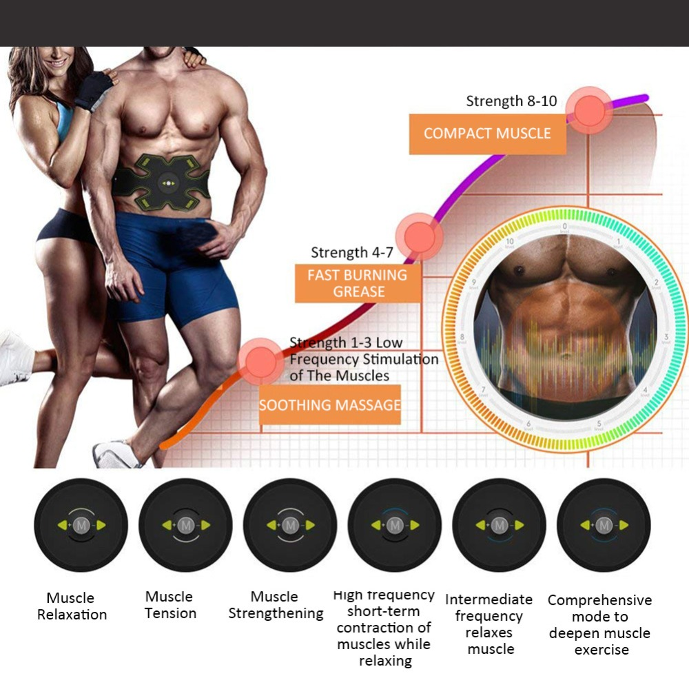 Abdominal Muscle Trainer  (8)