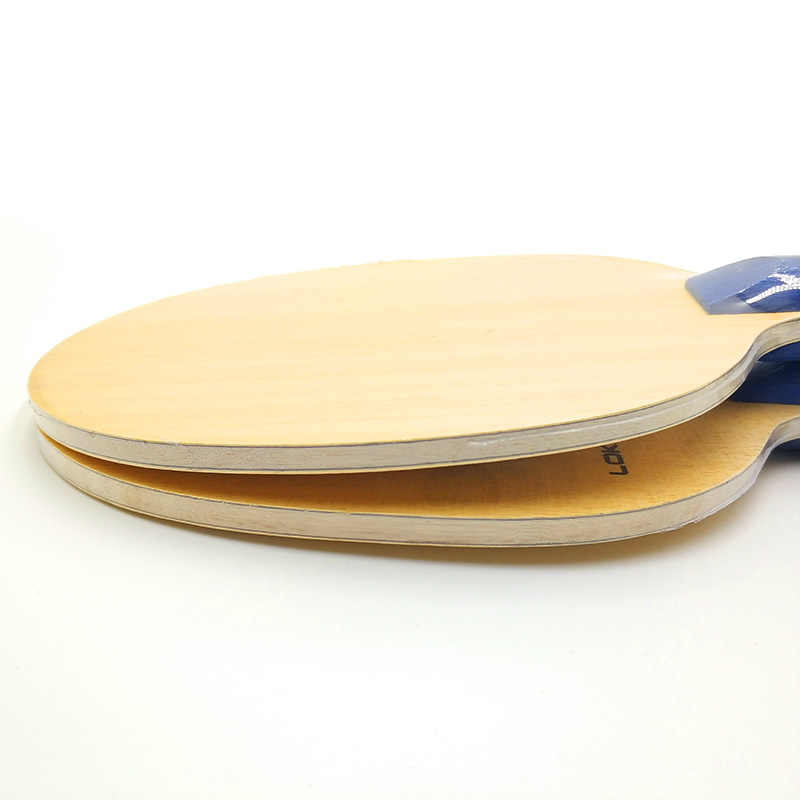 LOKI V5RS Professional Carbon Table Tennis Blade 5 Layers Ping Pong Blade Offensive Table Tennis Racket
