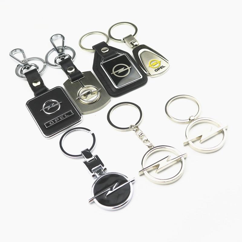 Hot Top Fashion Metal Car Logo Key Ring Keyring Key Chain Key Chain