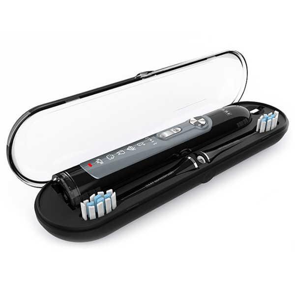 Соник для взрослых Чистый Отбеливание Здоровье Уход IPX7 электрическая зубная щетка Водонепроницаемая уход за зубами электрическая зубная щетка