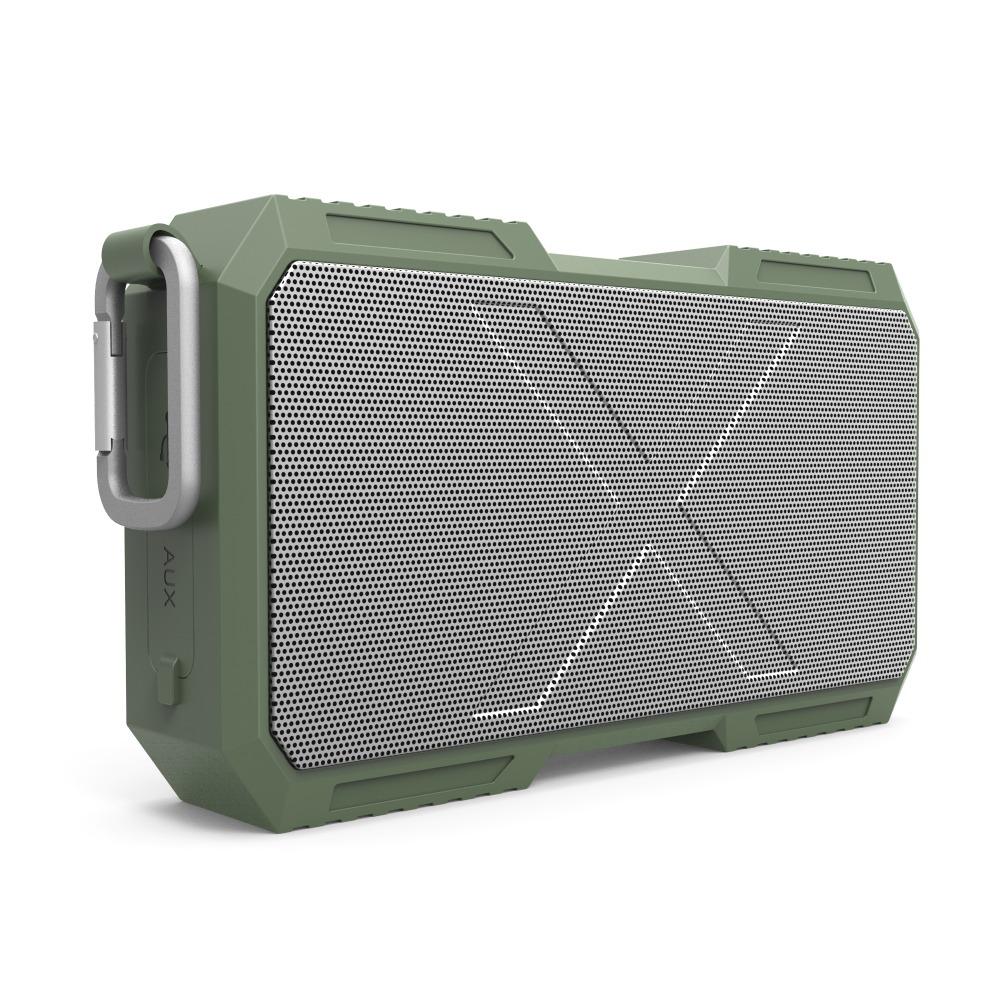 Prix pour Nillkin batterie chargeur bluetooth Haut-Parleur Portable Étanche Haut-parleurs Extérieurs Puissance Banque pour iPhone Xiaomi ios musique haut-parleur